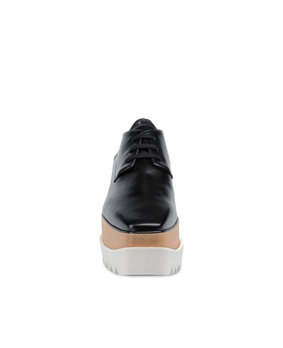 STELLA McCARTNEY Black Elyse Shoes Wedges D g