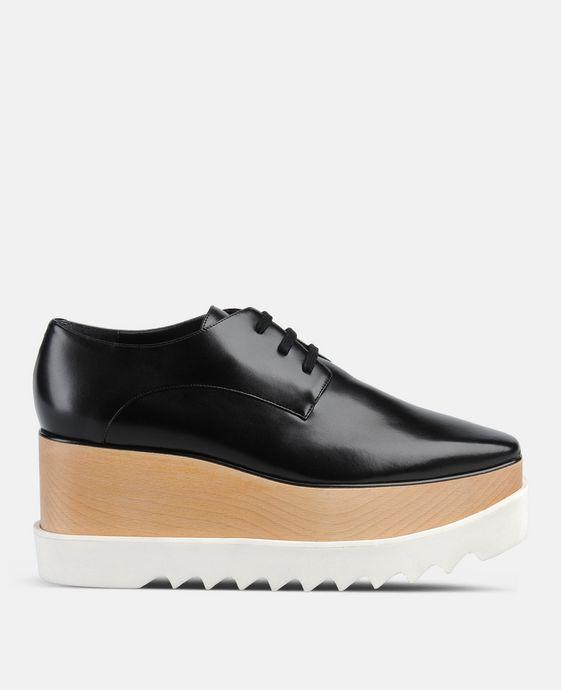 Chaussures noires Elyse