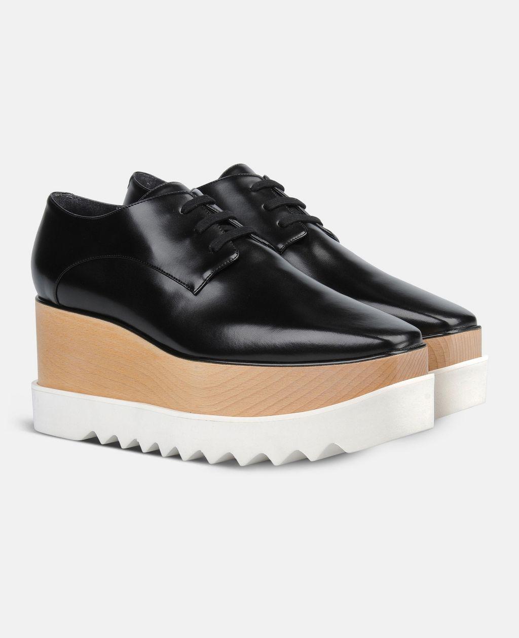 Black Elyse Shoes - STELLA MCCARTNEY