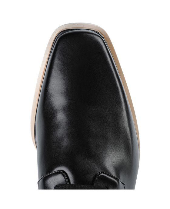 STELLA McCARTNEY Black Elyse Shoes Wedges D p