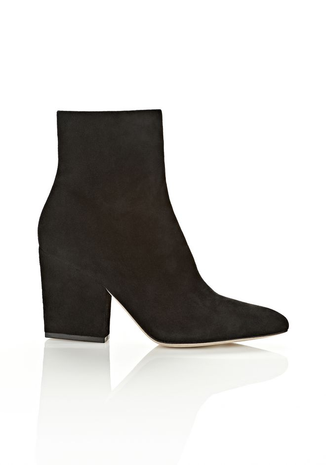ALEXANDER WANG SUNNIVA SUEDE BOOT BOOTS Adult 12_n_f