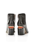 ALEXANDER WANG GABI BOOTIE WITH ROSE GOLD BOOTS Adult 8_n_e