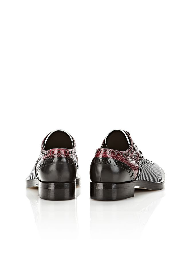 ALEXANDER WANG NATHAN BROGUE OXFORD FLATS Adult 12_n_e