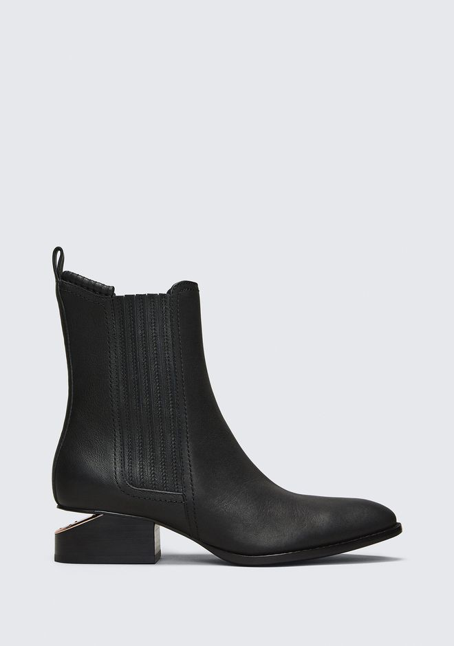 ALEXANDER WANG new-arrivals-shoes-woman ANOUCK BOOT WITH ROSE GOLD