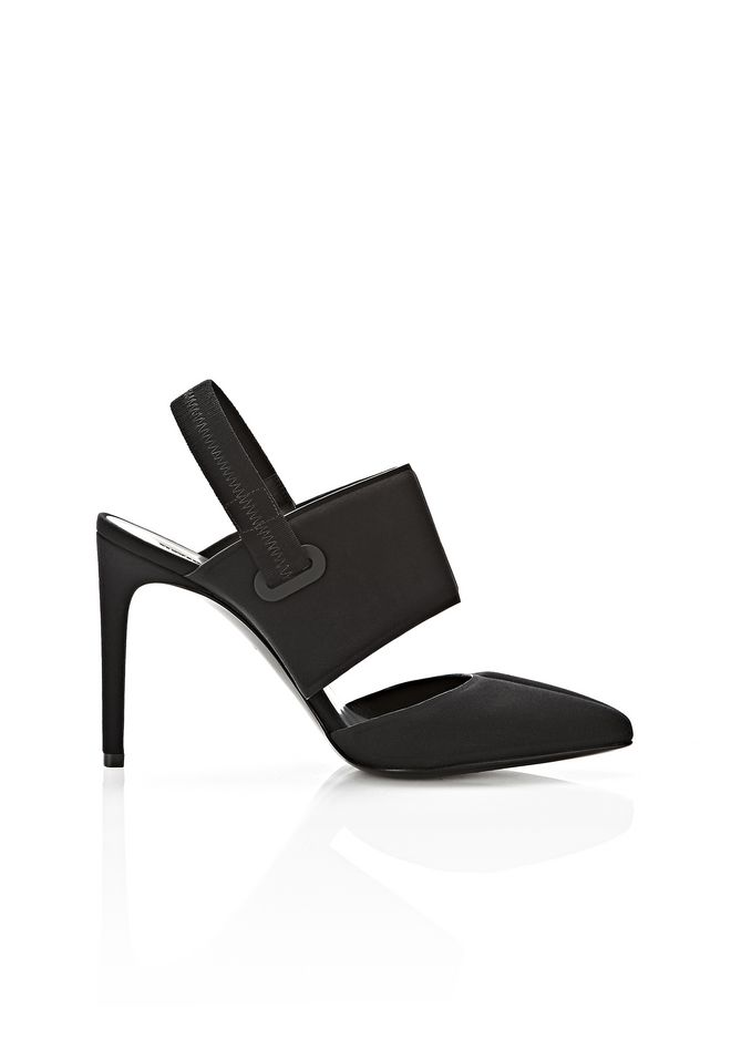 ALEXANDER WANG KAREN CUT OUT PUMP Heels Adult 12_n_f