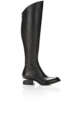 SIGRID BOOT WITH ROSE GOLD