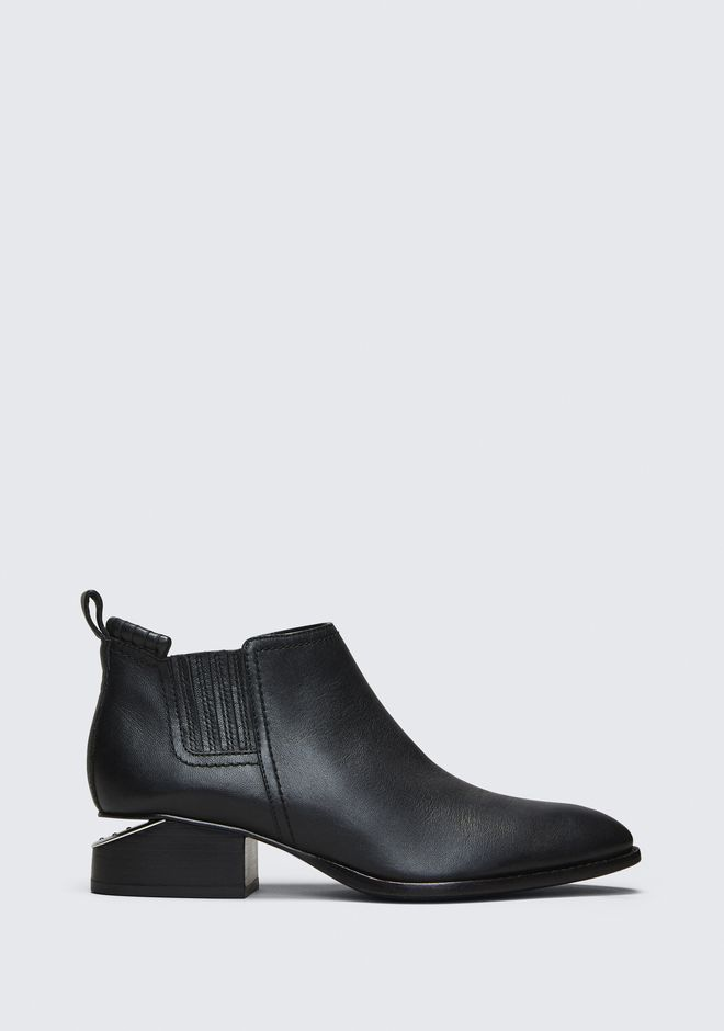 ALEXANDER WANG Boots KORI OXFORD WITH RHODIUM