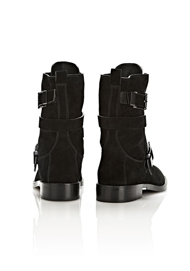 ALEXANDER WANG LOUISE SUEDE BOOT BOOTS Adult 12_n_e
