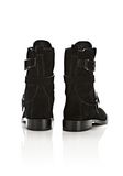 ALEXANDER WANG LOUISE SUEDE BOOT BOOTS Adult 8_n_e