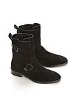 ALEXANDER WANG LOUISE SUEDE BOOT BOOTS Adult 8_n_r