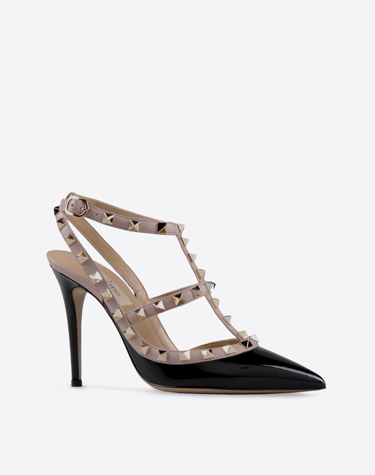 Sangle De Cheville Rockstud Haute Valentino
