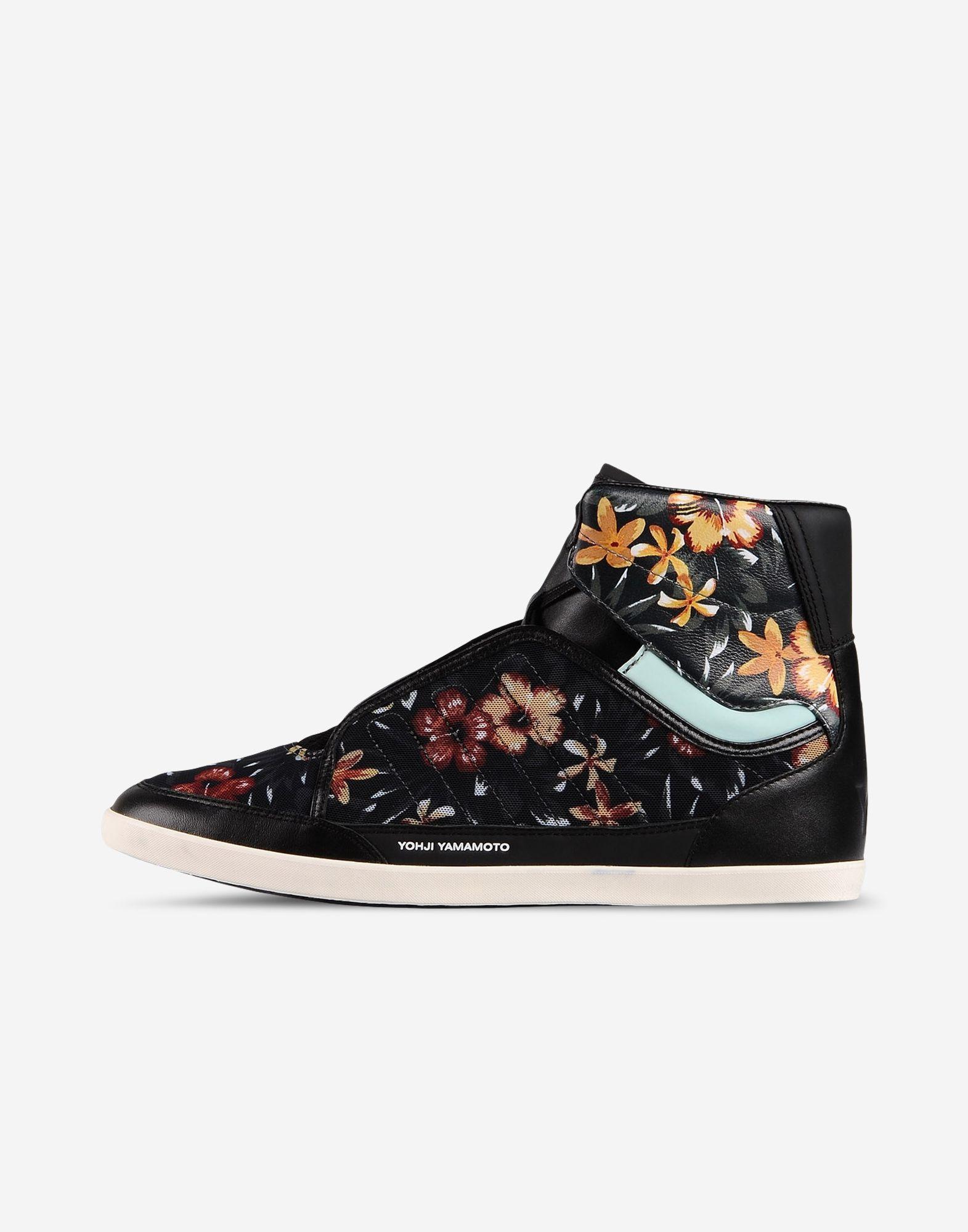 7ca096abb ... Y-3 Y-3 Honja High High-top sneakers Man f ...