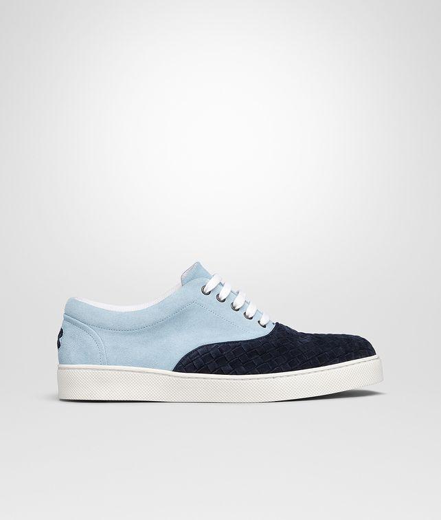 Bottega Veneta Intrecciato Suede Sneakers buy cheap geniue stockist outlet locations online pick a best cheap online fashion Style online sale sale online SXsw84