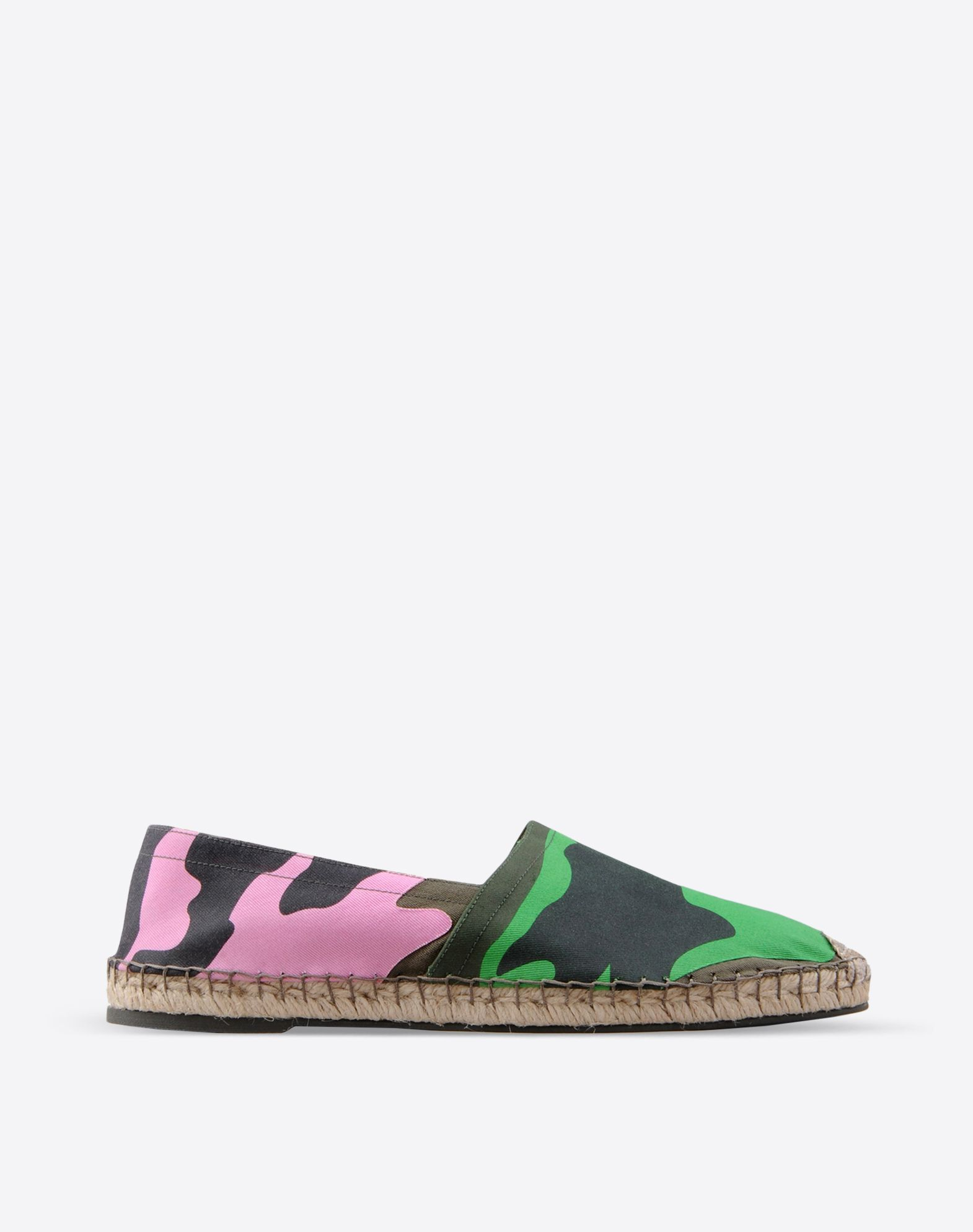good selling discount collections Valentino Psychedelic Camo Espadrilles low shipping fee for sale GwoGu397HE