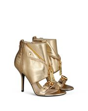High-heeled sandals Woman MOSCHINO