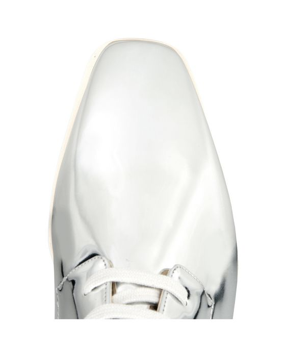 STELLA McCARTNEY Silver Elyse Shoes Wedges D p