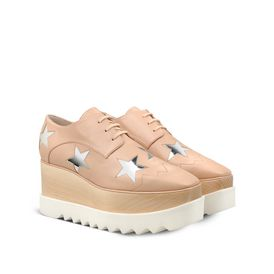 Elyse Powder Rose Star Shoes