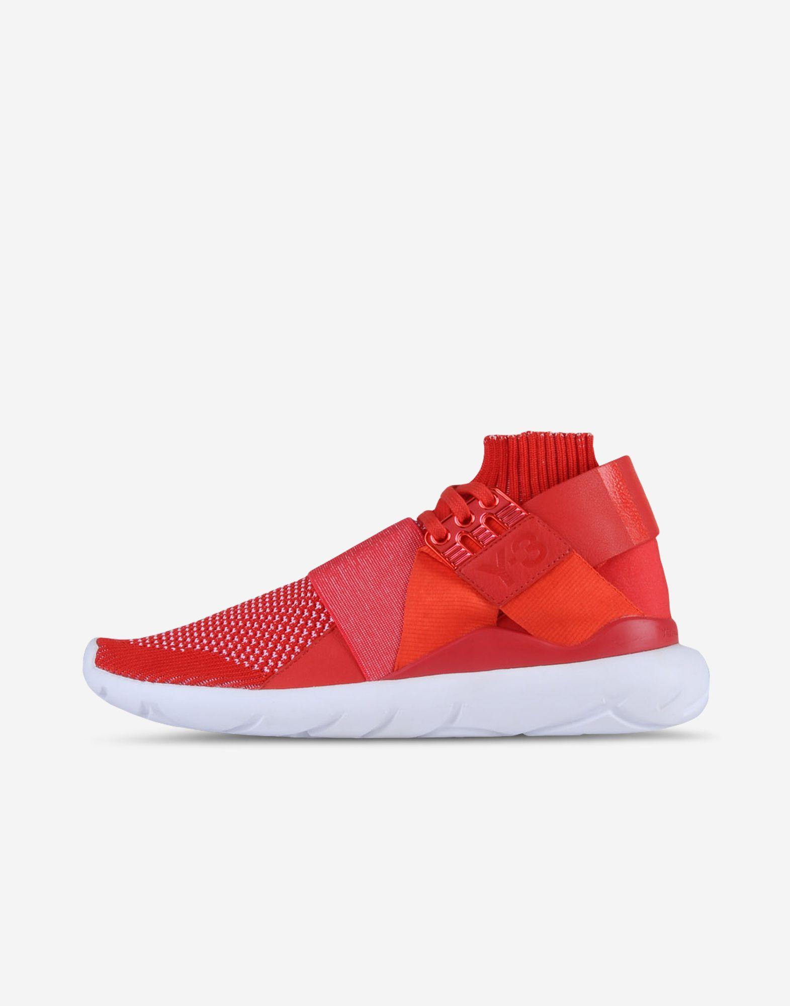 ... Y-3 Y-3 QASA ELLE LACE KNIT Sneakers Woman f ... 21ee341c66