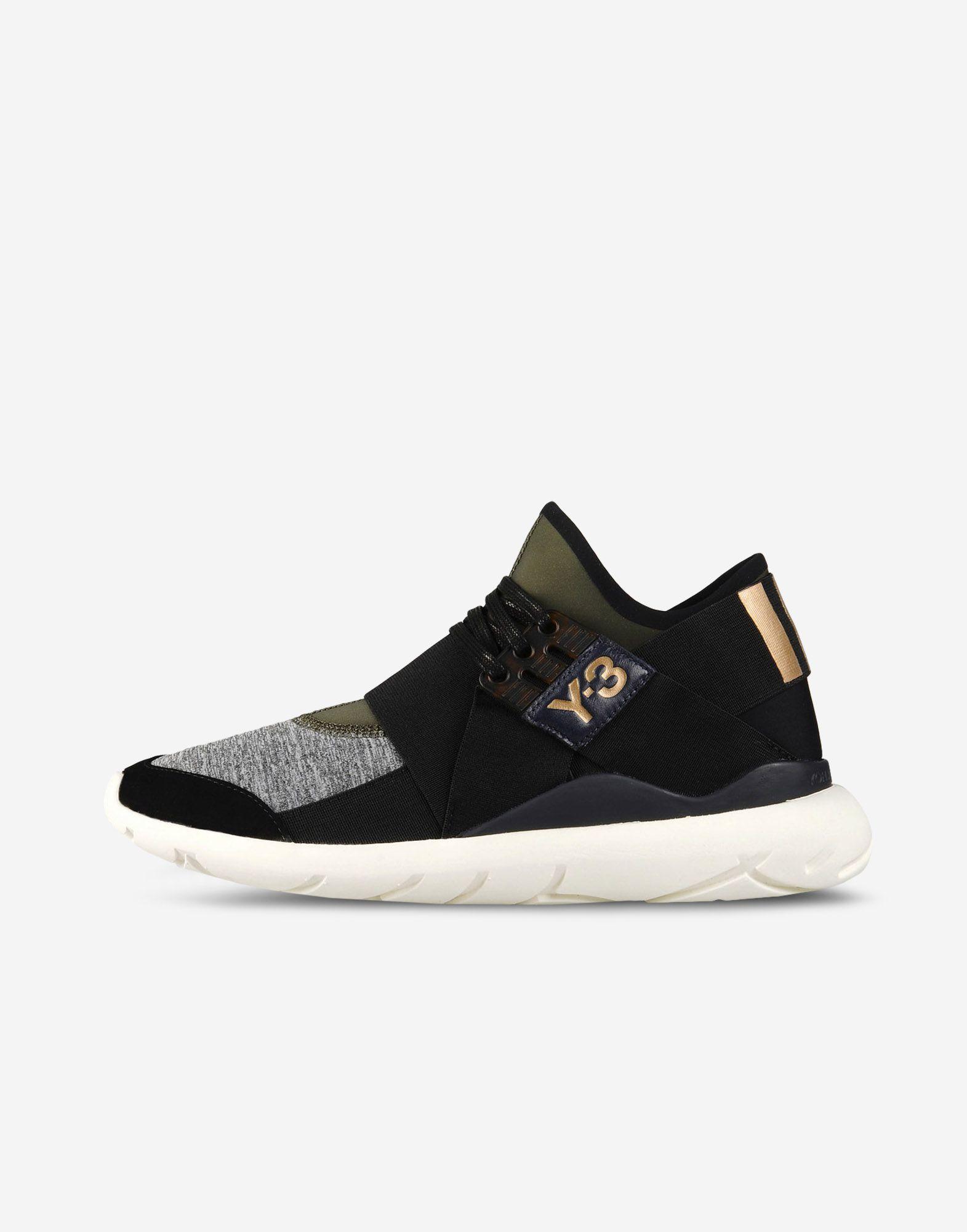 ... Y-3 Y-3 QASA ELLE LACE Sneakers Woman f ... f9f9e494f4