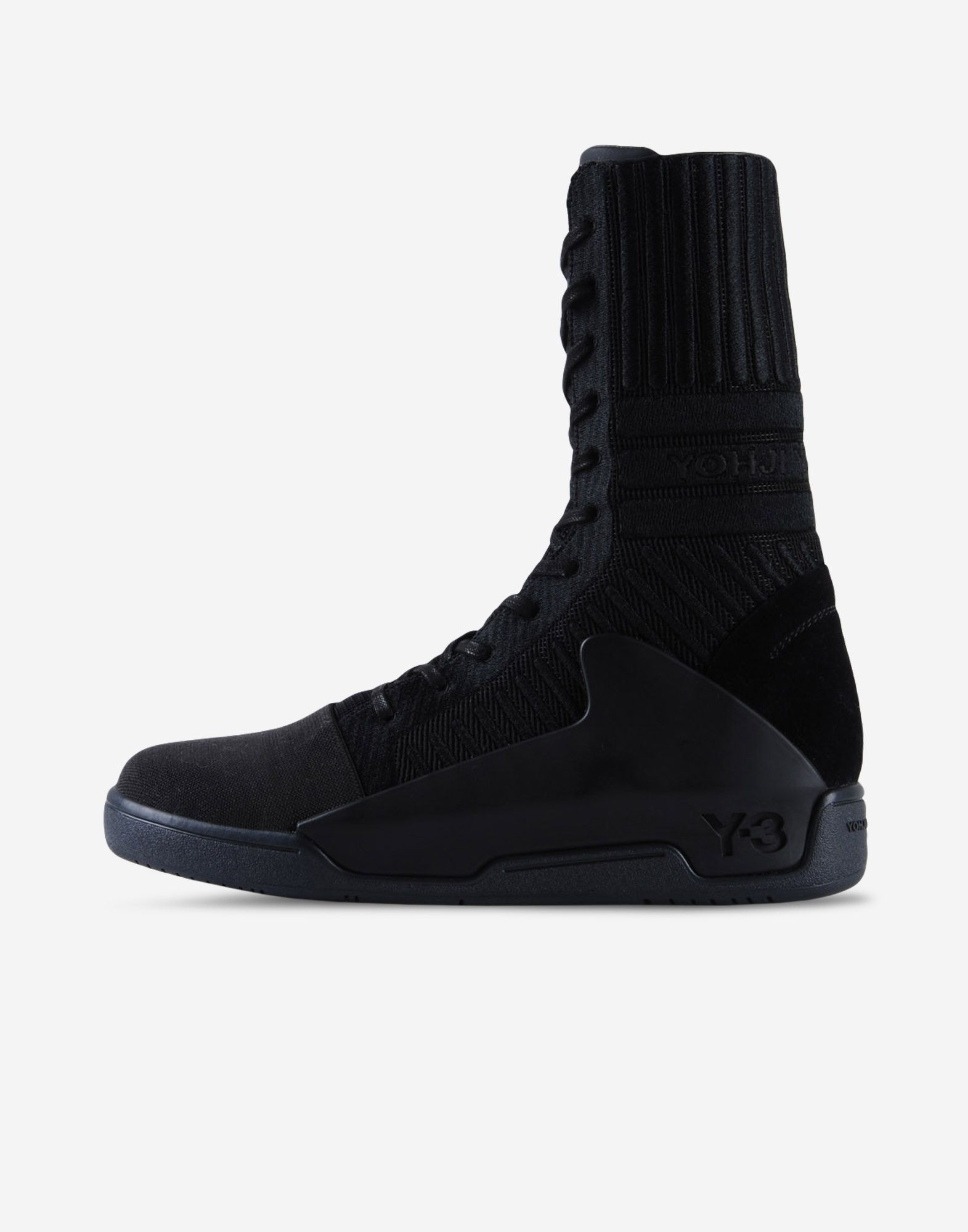 ... Y-3 Y-3 HAYWORTH GUARD High-top sneakers Man f ... ffd110844b58