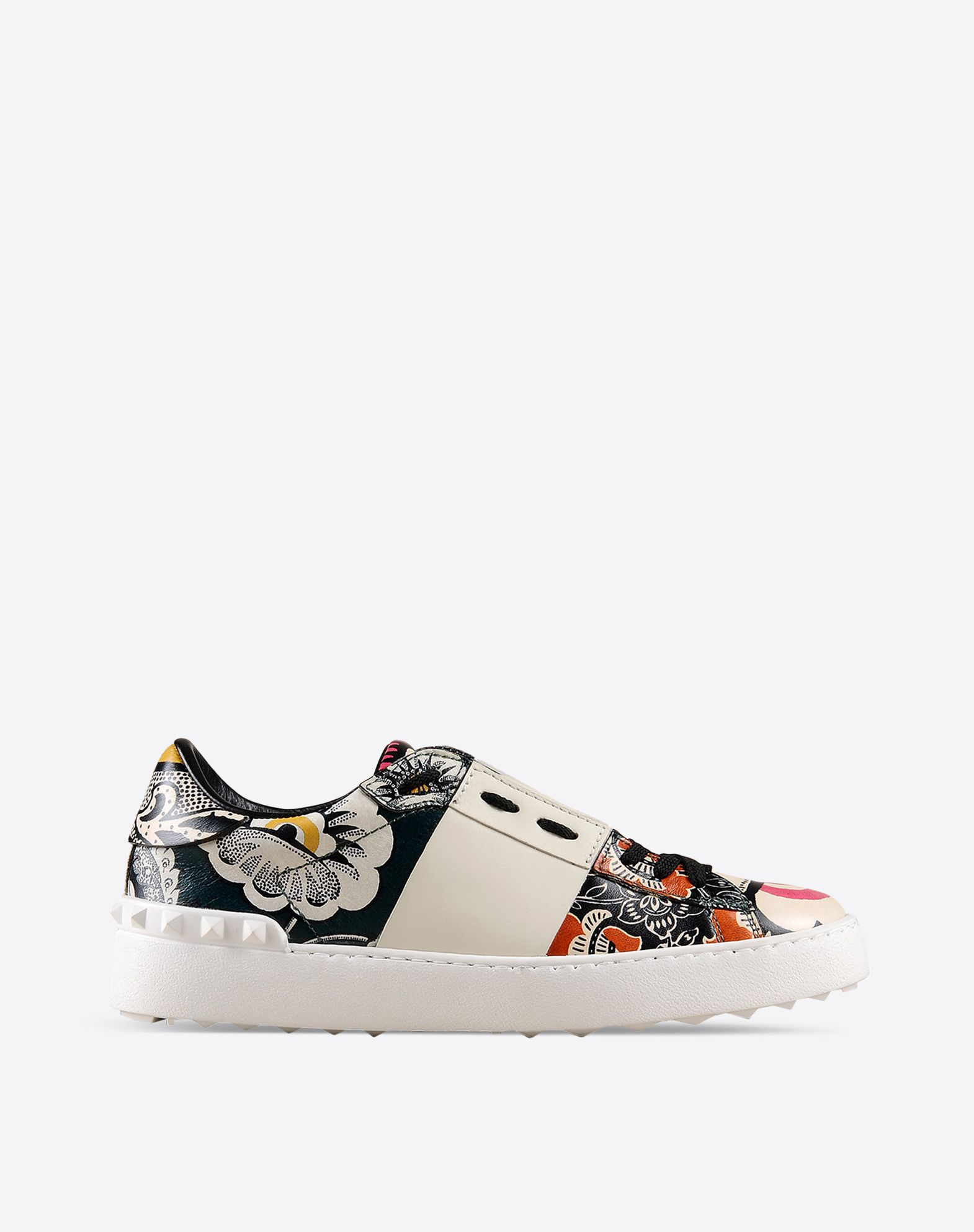 Valentino Printed Sneakers