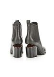 ALEXANDER WANG GABRIELLA  BOOTIE WITH ROSE GOLD  BOOTS Adult 8_n_e
