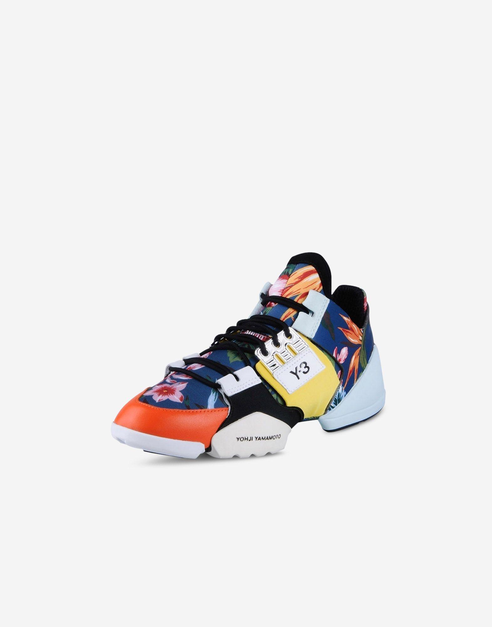 huge discount 89a22 8cb42 ... Y-3 Y-3 Kanja Sneakers Woman ...