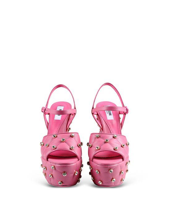 Platform sandals Woman MOSCHINO