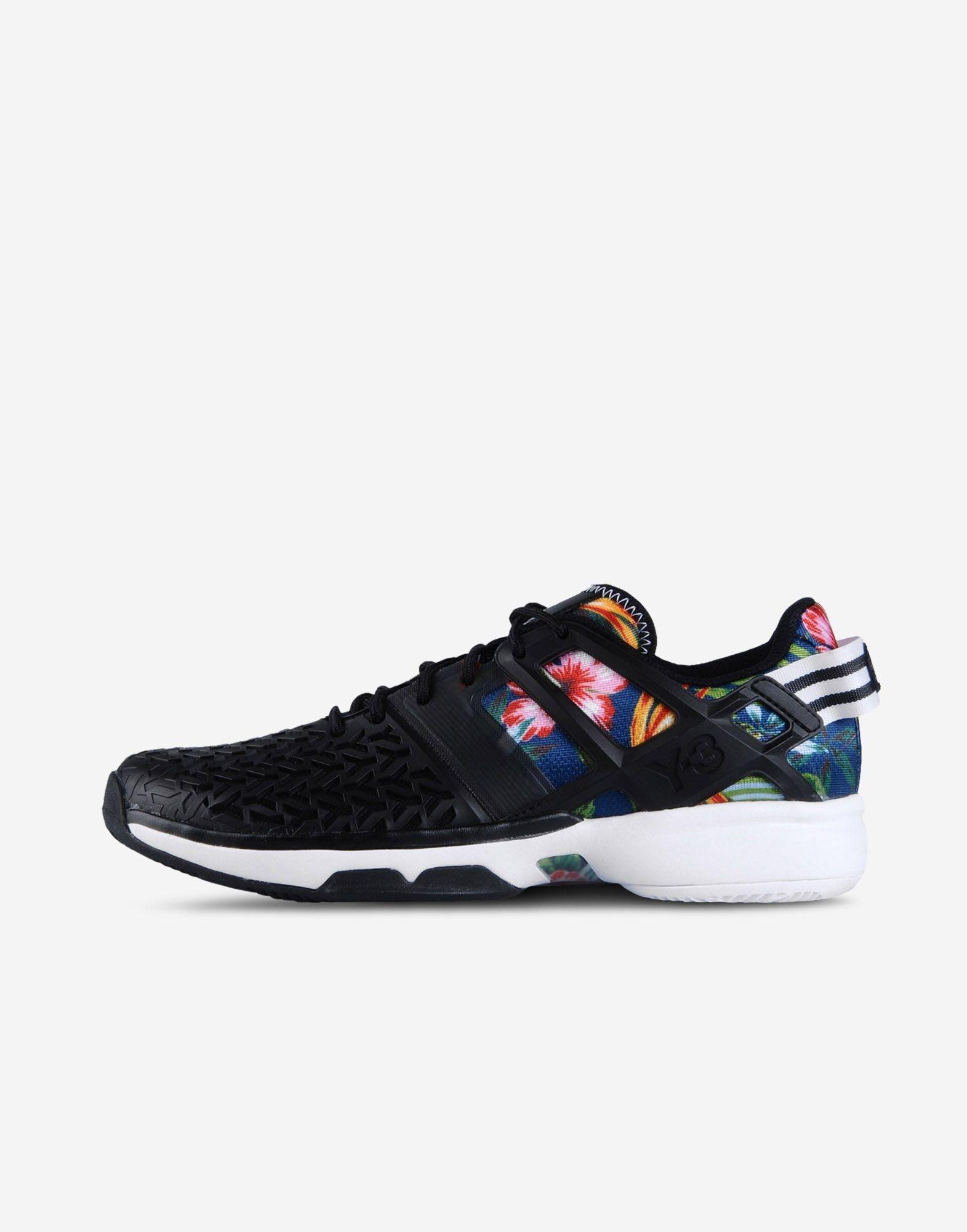 3ba46ff55 ... Y-3 Roland Garros adizero Y-3 all court Sneakers Woman ...