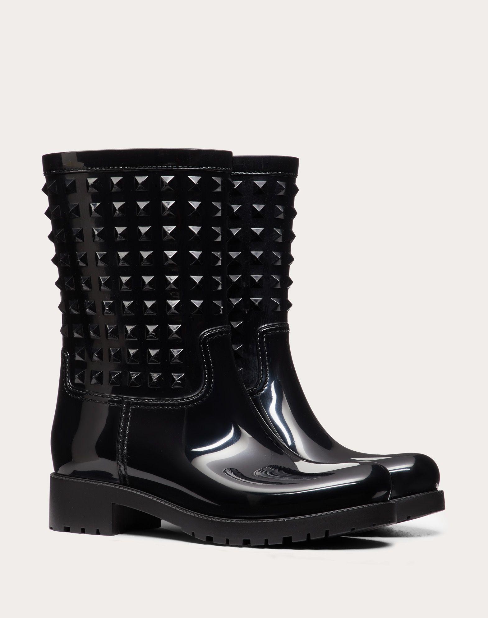 VALENTINO Rain boot 44816621np