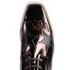 STELLA McCARTNEY Gunmetal Elyse Star Shoes Wedges D a