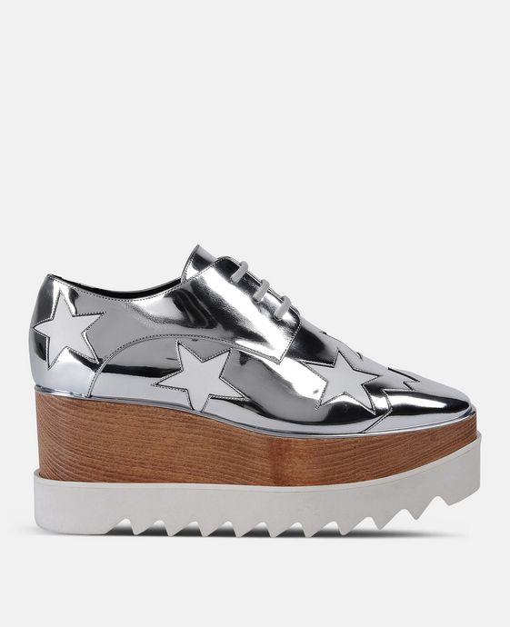Chaussures Elyse indium avec étoiles