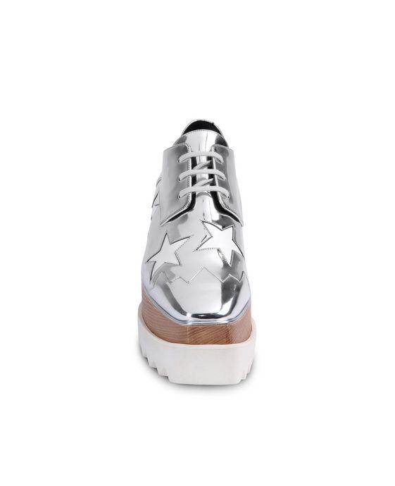 STELLA McCARTNEY Indium Elyse Star Shoes Wedges D g