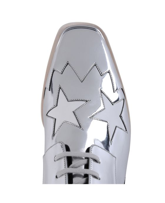 STELLA McCARTNEY Indium Elyse Star Shoes Wedges D p