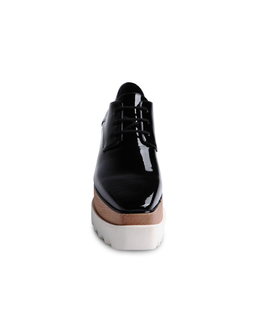 Black Patent Elyse Shoes - STELLA MCCARTNEY
