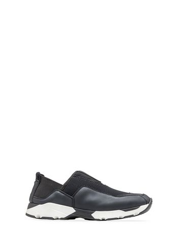 Marni Variant of Marni's sneaker in selva on drill Woman