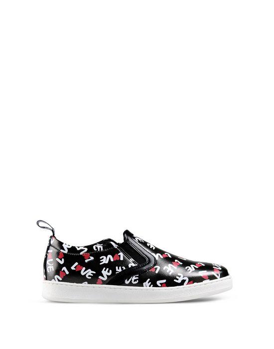 Slip-on sneaker Woman LOVE MOSCHINO