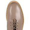 STELLA McCARTNEY Taupe Odette Slingback Shoes Flat Shoes D a