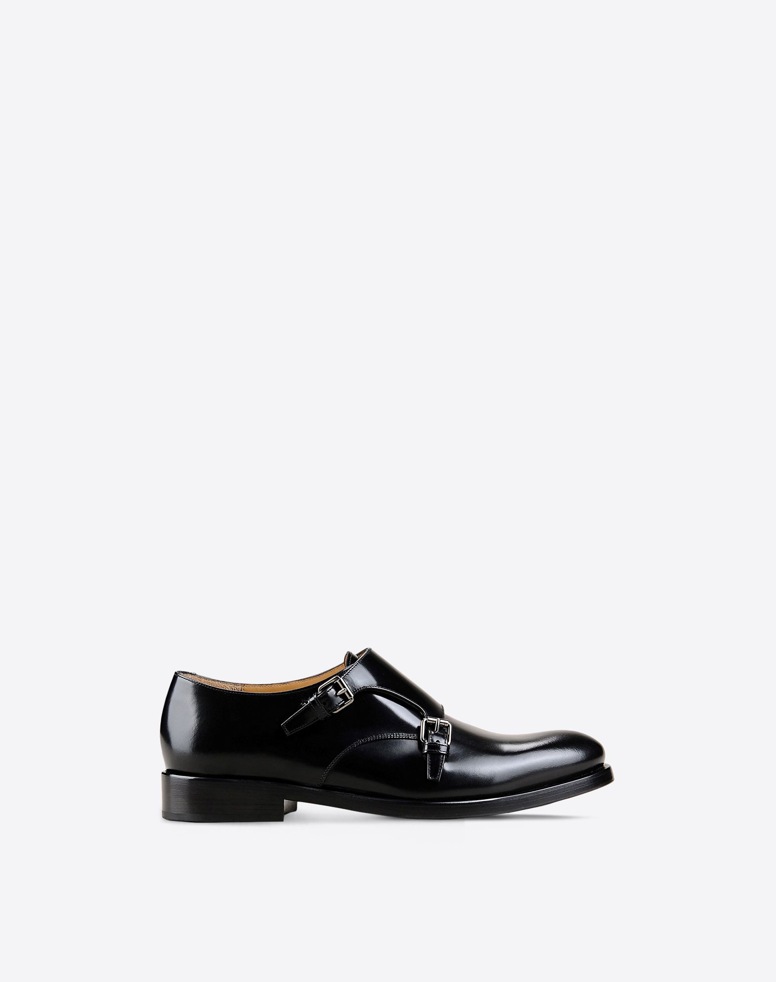 VALENTINO Double Monk-Strap shoe 44866191rf