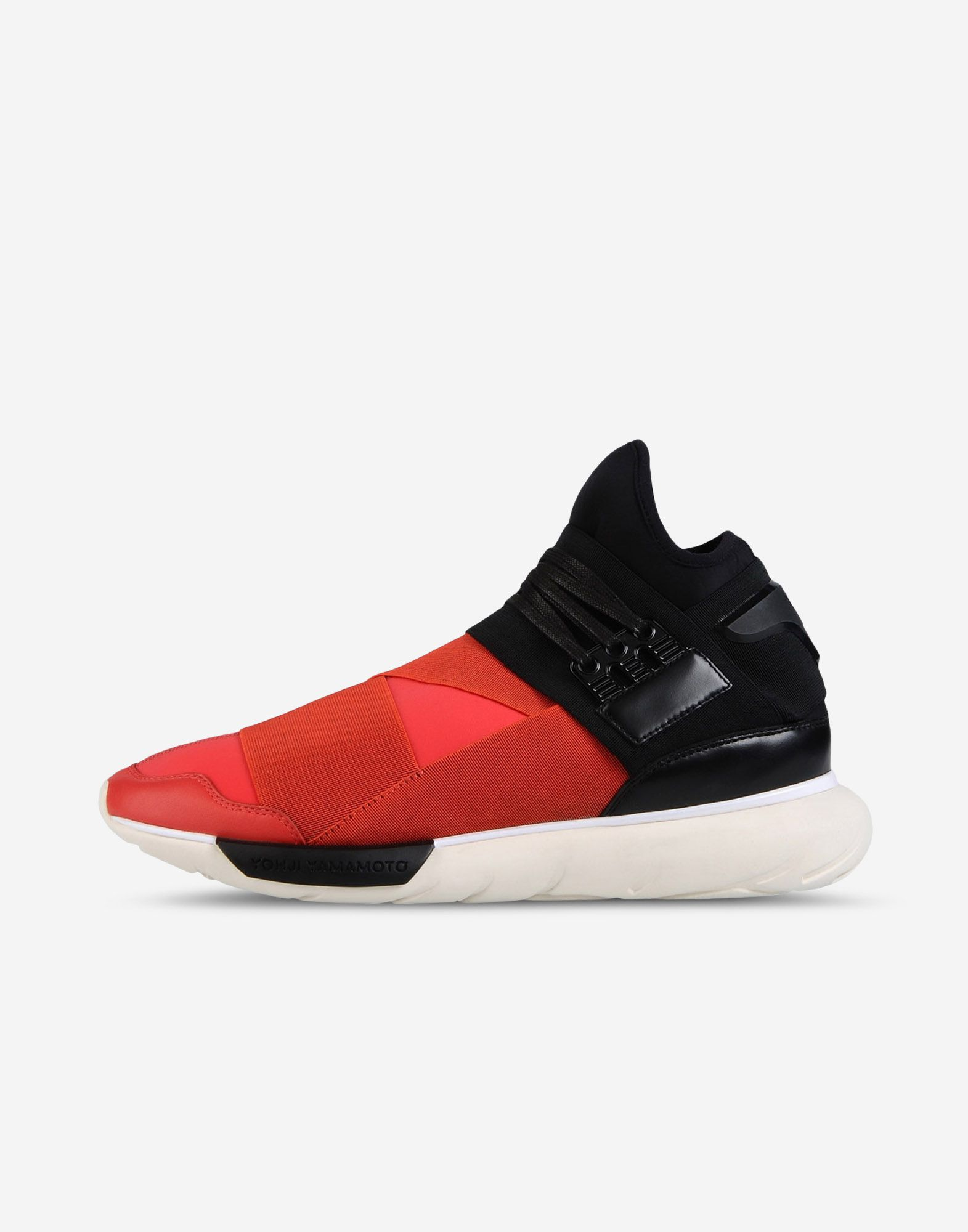 Y 3 QASA HIGH SHOES man Y 3 adidas