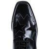 STELLA McCARTNEY Chaussures Elyse noires avec étoiles Semelles compensées D a