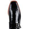 STELLA McCARTNEY Black Brogue Elyse Shoes Wedges D a
