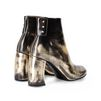 STELLA McCARTNEY Winter Show gold boots Ankle Boots D d