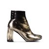 STELLA McCARTNEY Winter Show gold boots Ankle Boots D f