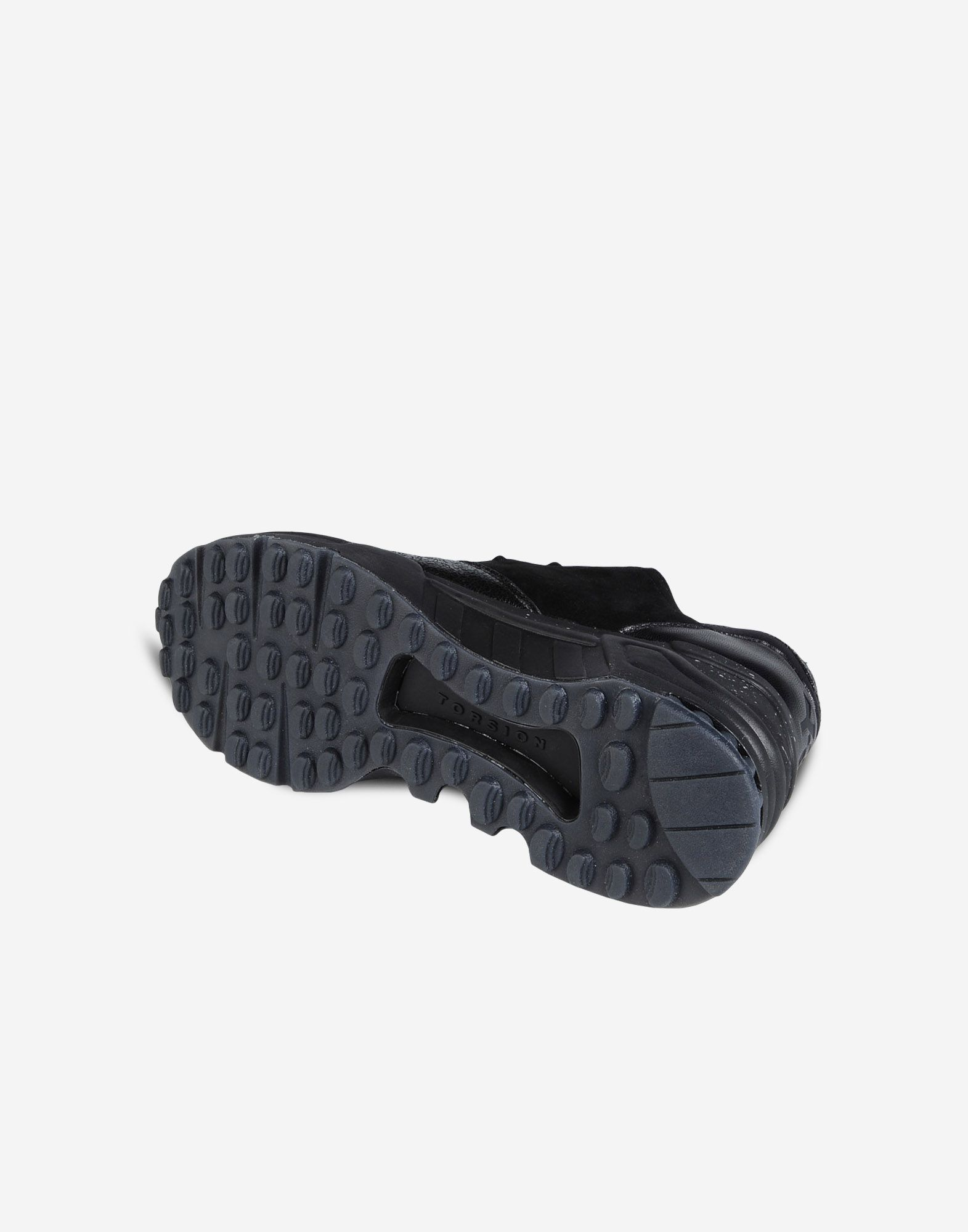 new style abd74 15304 Y-3 Y-3 WEDGE SOCK RUN Sneakers Woman e ...