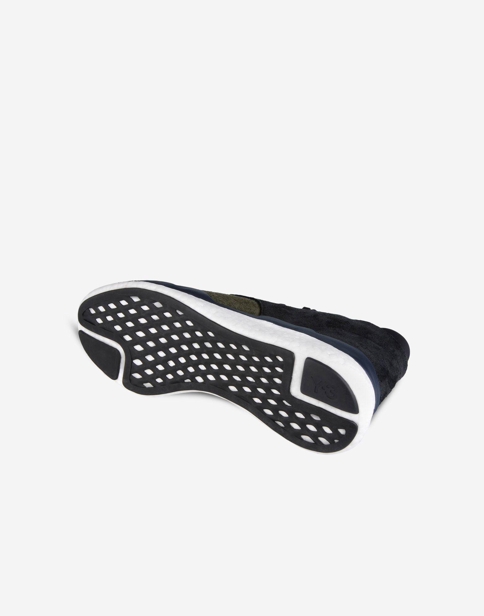 49f7d08d6 Y-3 Y-3 DESERT BOOST Sneakers Man ...