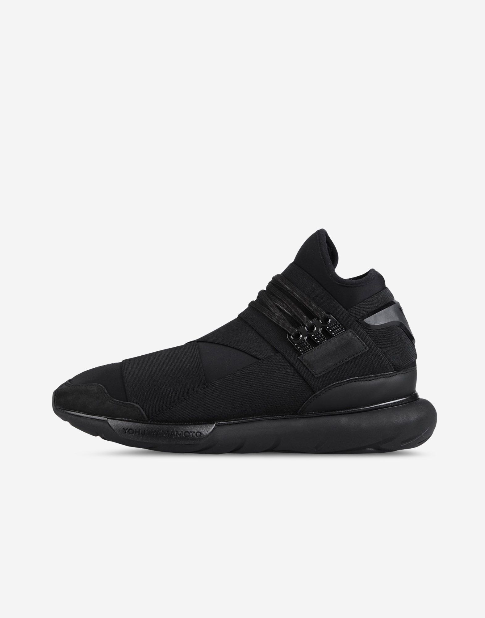 a2cf86413ca8 ... Y-3 Y-3 QASA HIGH Sneakers Man ...