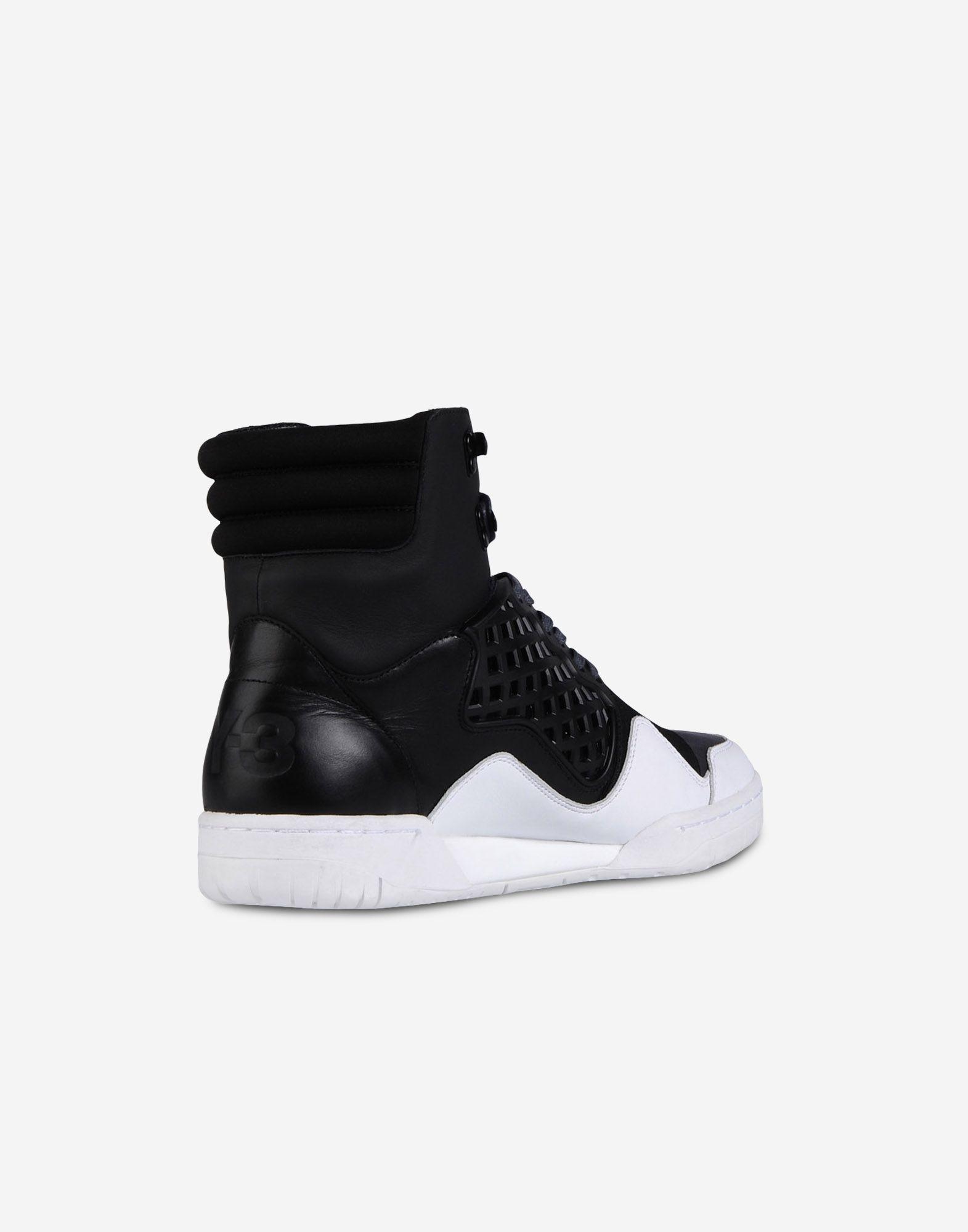 Y-3 Y-3 HELD ENFORCER  High-top sneakers Man d