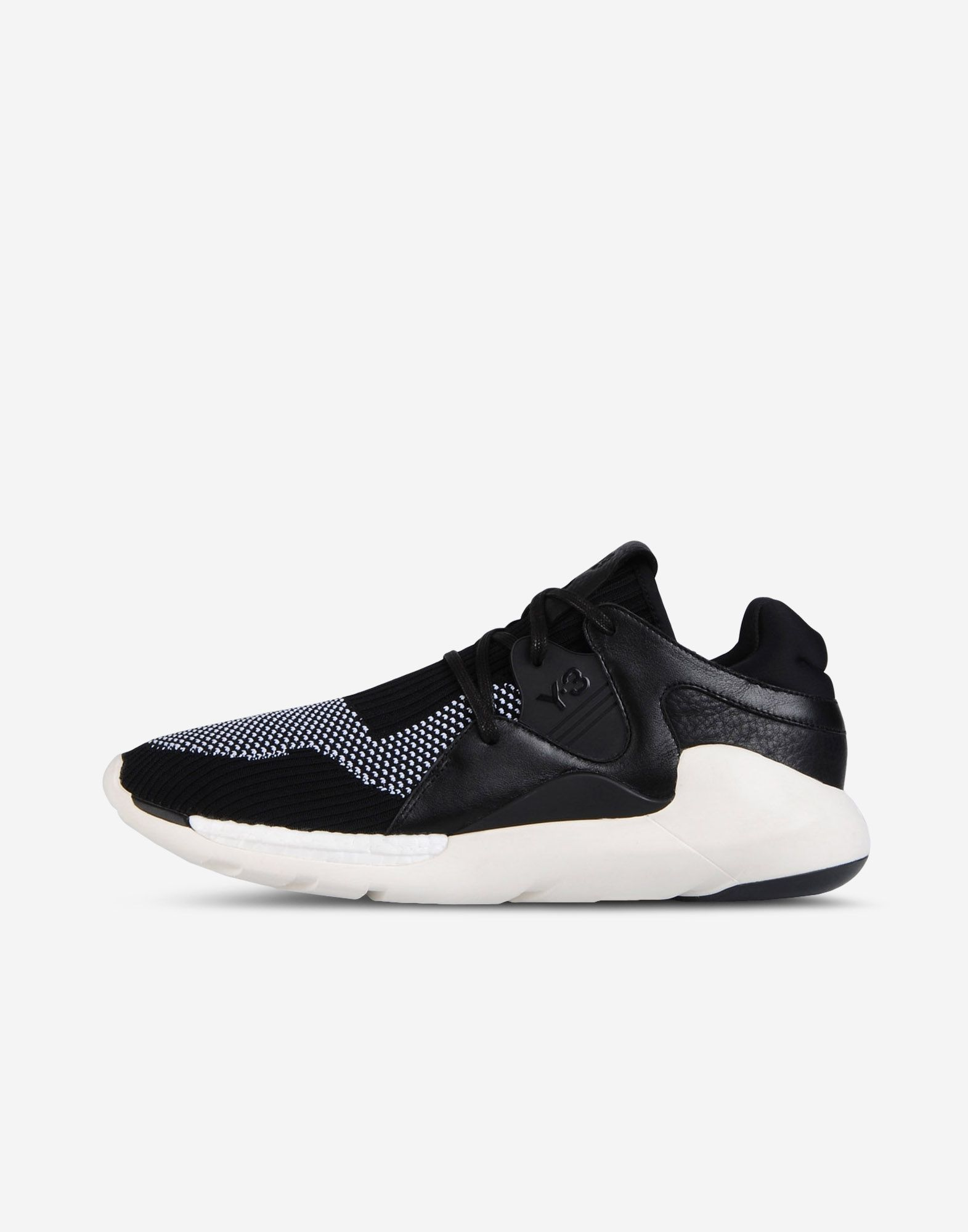 c239ec07f ... Y-3 Y-3 BOOST QR KNIT Sneakers Man ...