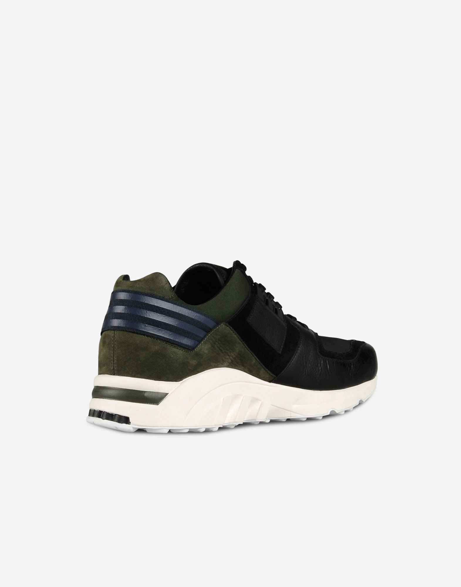 Cheap Adidas EQT SUPPORT 93/17 BLACK/WHITE Undefeated
